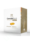 CannabiGold Smart 10 mg teljes profilú fitokannabinoid kivonatot tartalmazó kapszula (30 darabos)