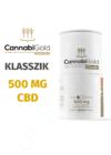 Cannabigold 500 mg CBD természetes fitokanabinoid