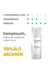 Hemptouch Tápláló arckrém érzékeny és száraz bőrre (CBD olajjal és kender hidrolátummal)