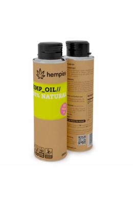 Hempies hidegen sajtolt kendermag olaj 250 ml
