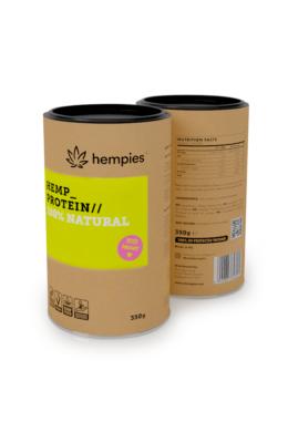 Hempies kendermag protein 350g