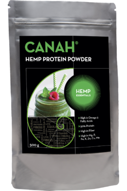 Canah bio kenderprotein