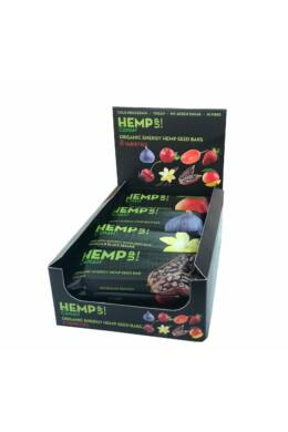 Canah proteinszelet (7 féle íz)