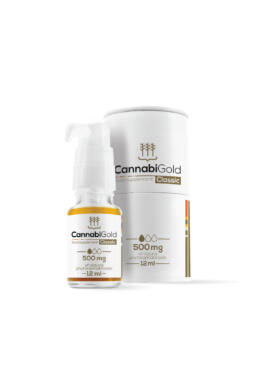 CannabiGold Classic 500 mg (12 ml)