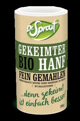 Dr. Sprout – csíráztatott kender őrlemény (30% protein)