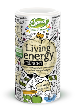 Dr. Sprout's Living Energy – Crunchy (250 g)