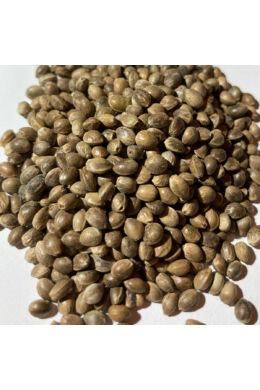 Bio csíráztatott egész kendermag (250g/500g)
