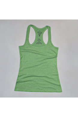 Trip Hemp Fashion zöld női kender top s,m,l méret