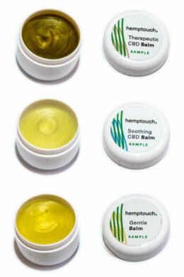 Hemptouch balzsam mintacsomag