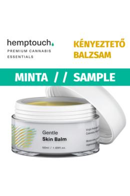 KÍMÉLŐ BŐRBALZSAM / Gentle Skin Balm (MINTA)