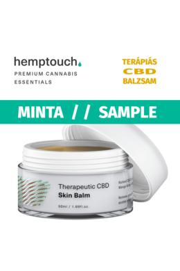 TERÁPIÁS CBD BŐRBALZSAM / Therapeutic CBD Skin Balm  (MINTA)
