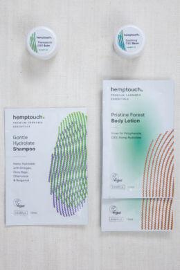 Hemptouch mintacsomag atópiás, problémás bőrre