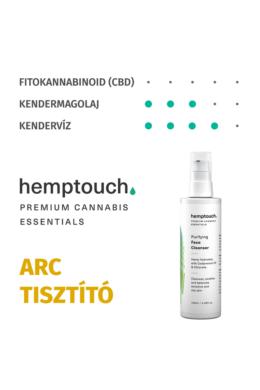 TISZTÍTÓ ARCLEMOSÓ / Purifying Face Cleanser (100 ml)