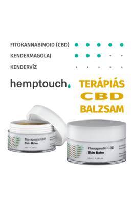 TERÁPIÁS CBD BŐRBALZSAM / Therapeutic CBD Skin Balm (50 ml)