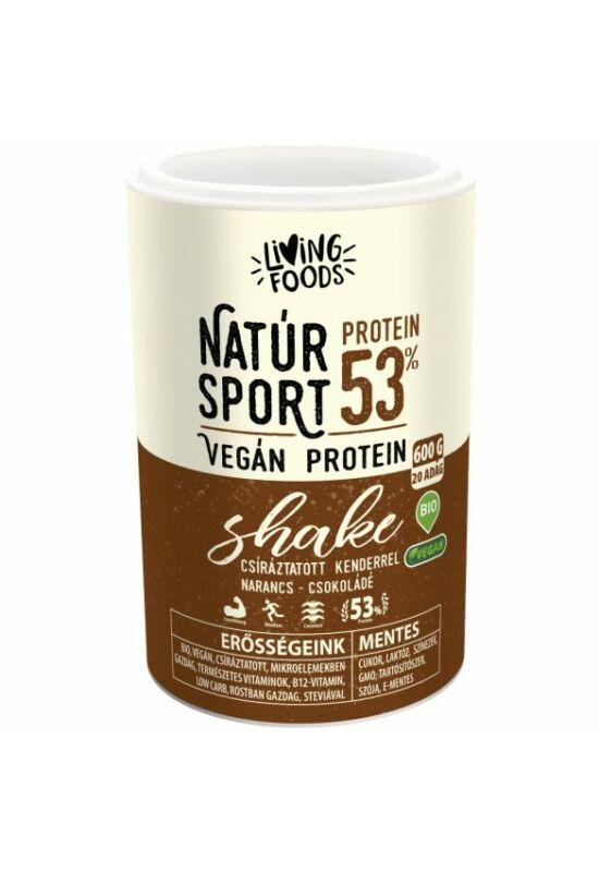 Natúr Sport Shake (600 g –Living Foods)