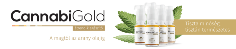 CannabiGold Golden CBD